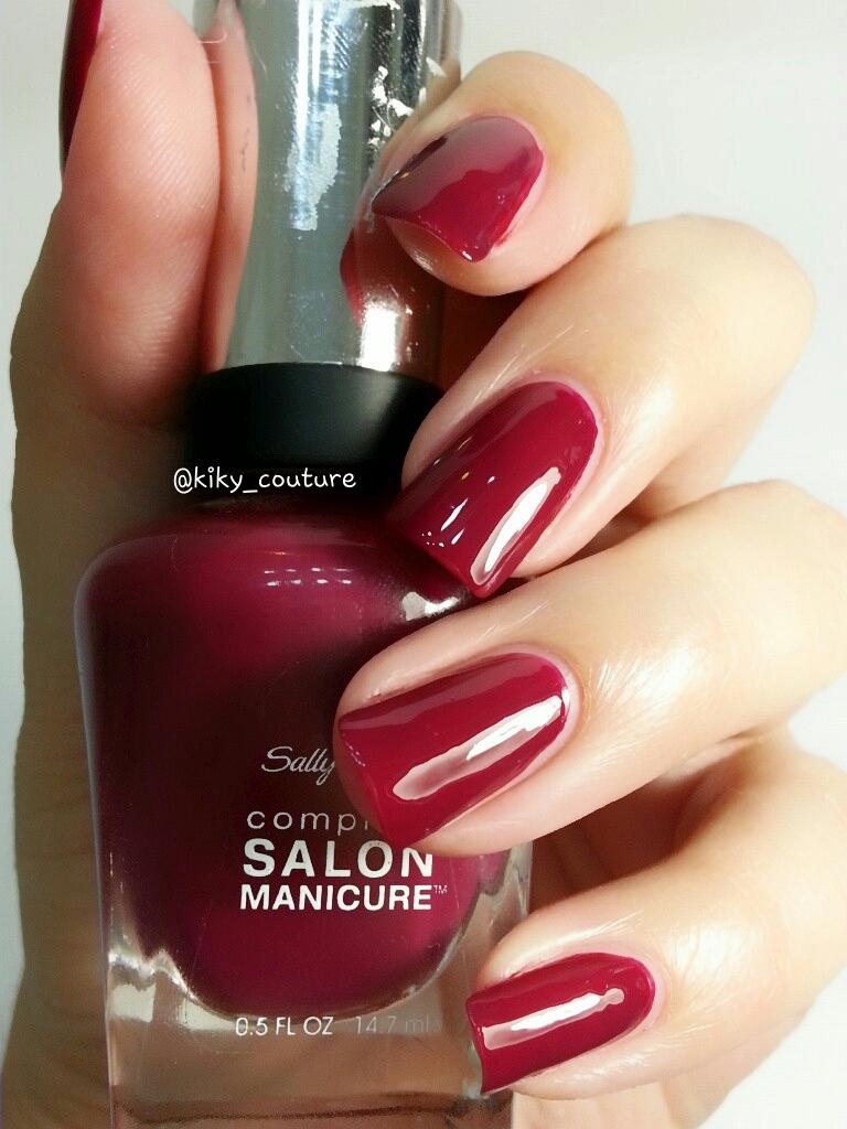 Esmaltes Sally Hansen…Complete Salon Manicure. | EL RINCÓN DE LOS ...