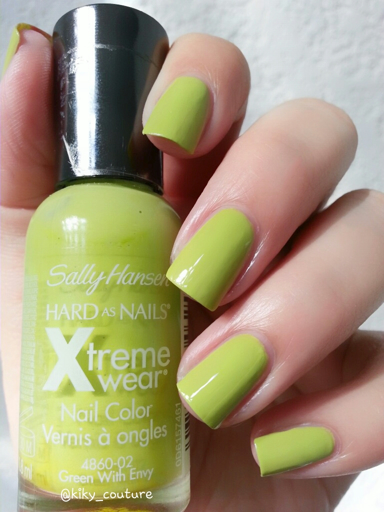 Sally Hansen Hard As Nails Xtreme Wear. | EL RINCÓN DE LOS ESMALTES.