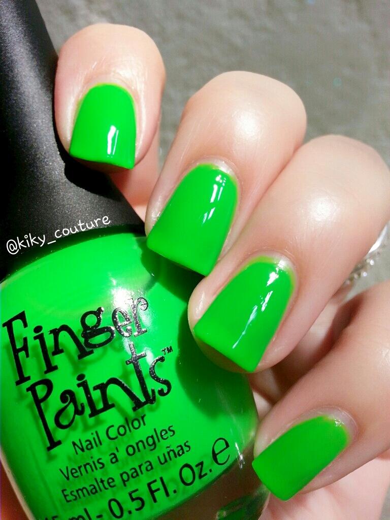 La semana Finger Paints ❤ | EL RINCÓN DE LOS ESMALTES.
