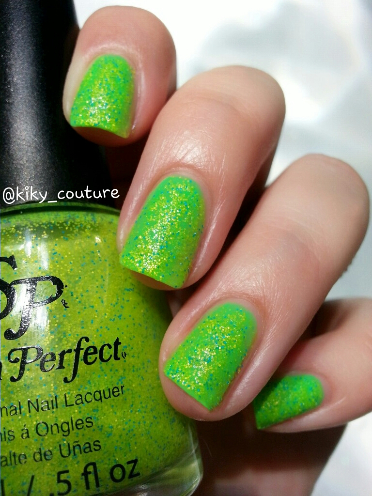 Neon Collision y Top Coats con efecto de Salon Perfect. | EL RINCÓN ...